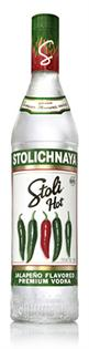 Stolichnaya Vodka Hot 750ml